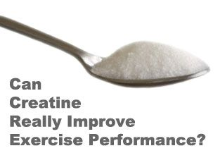 Creatine - natural supplement